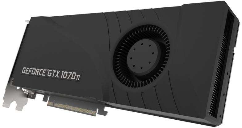 PNY GeForce GTX 1070 Ti 8GB GDDR5