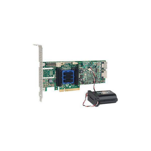 Adaptec SAS RAID ASR-6805Q Controller 8-Port internal