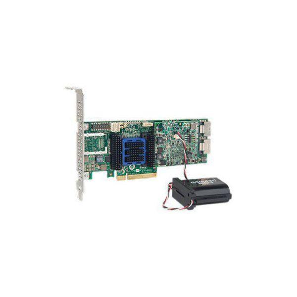 Adaptec SAS RAID ASR-6805Q Controller 8-Port internal