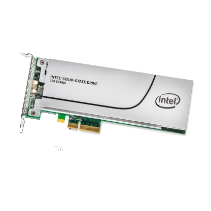 "INTEL 1.60 TB 2.5"" Internal Solid State Drive - PCI Express 3.0 - 1 Pack"