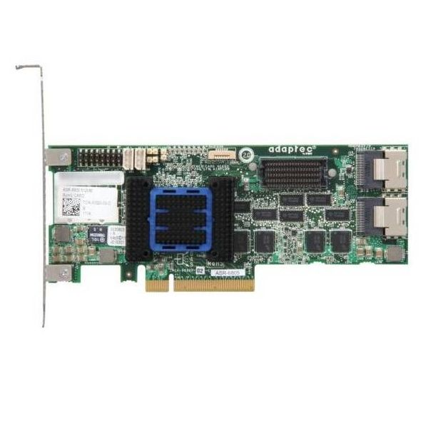 Adaptec SAS RAID 6805 Controller 8-Port internal