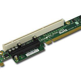 Supermicro 1U RiserCard RSC-R1UU-AXE8 PCIe x8
