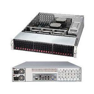 Supermicro 2U SuperStorage Server 2027R-E1R24N