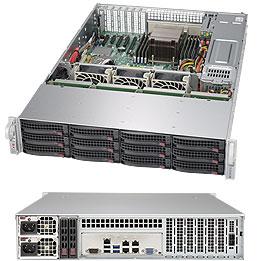 Supermicro SuperStorage Server SSG-5028R-E1CR12L