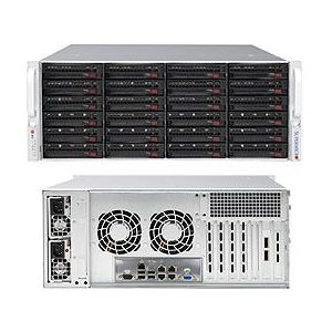 Supermicro 4U SuperStorage Server 6047R-E1R24L