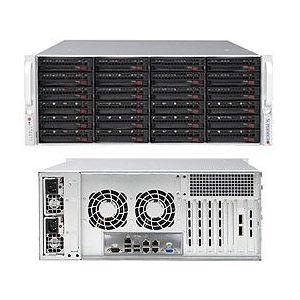 Supermicro 4U SuperStorage Server 6047R-E1R24N