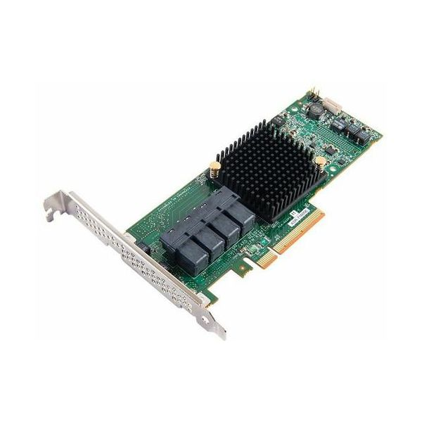 Adaptec SAS RAID 71605E Controller Single 16-Port internal
