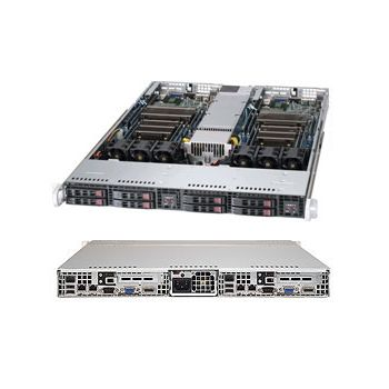 Supermicro 1U SuperServer 1027TR-TF