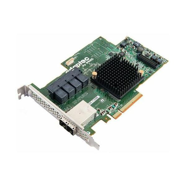 Adaptec SAS RAID 71685 Single Controller 16-Port internal 8-Port