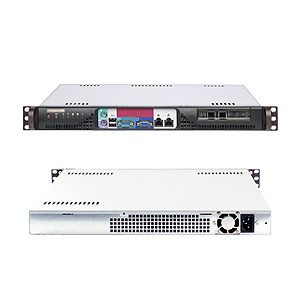 Supermicro 1U Superserver 5015B-mFB Black