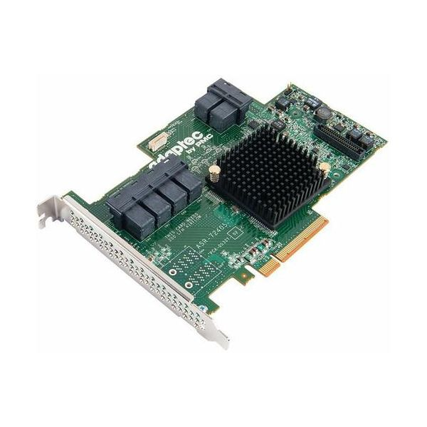 Adaptec SAS RAID 72405 Controller Single 24-Port internal