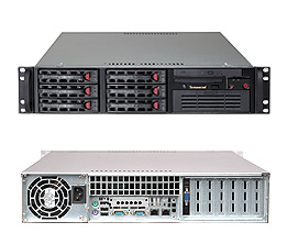 Supermicro Superserver SYS-5025B-4B