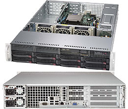 Supermicro SuperServer SYS-5028R-WR