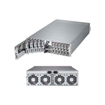 Supermicro 3U MicroCloud SuperServer 5037MC-H12TRF