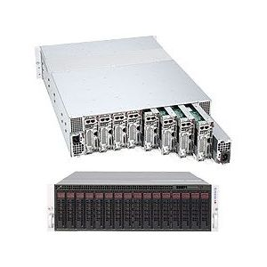 Supermicro 3U MicroCloud SuperServer 5037MC-H86RF