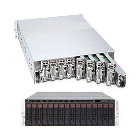 Supermicro 3U MicroCloud SuperServer 5037MR-H8TRF