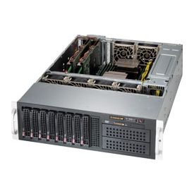 Supermicro 3U SuperServer SYS-6037R-72RFT