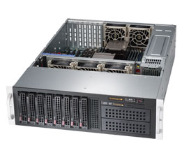 Supermicro Superserver SYS-6037R-72RFT+
