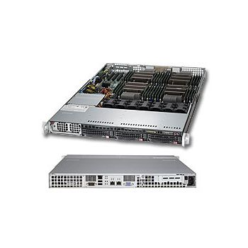 Supermicro 1U SuperServer 8017R-7FT+