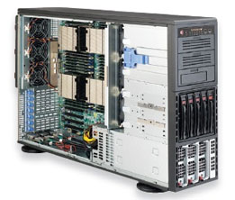 Supermicro Superserver SYS-8047R-TRF+