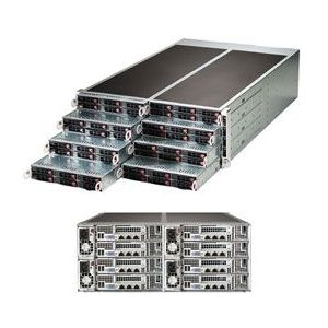 Supermicro 4U FatTwin SuperServer F617R2-R72+