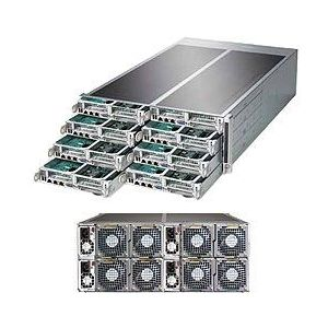 Supermicro 4U FatTwin SuperServer F617R3-FT+