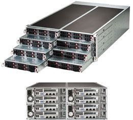 Supermicro SuperServer SYS-F618R2-R72PT+