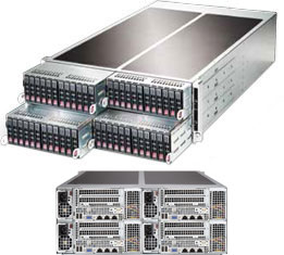 Supermicro FatTwin Superserver SYS-F627R2-RT+
