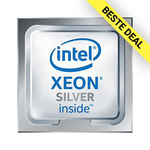 Intel Xeon Silver 4110, 8Cores, 16Threads, 2.10Base Clock, 3.00Turbo Clock, 11mb L3 Cache, 85TDP, Socket 3647, Tray