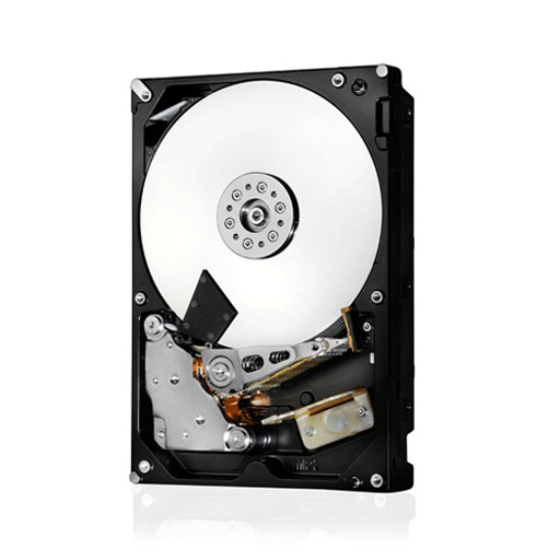 HGST HDD Ultrastar 7K6000 4TB 7200RPM 128MB SE 3.5 inch SATA