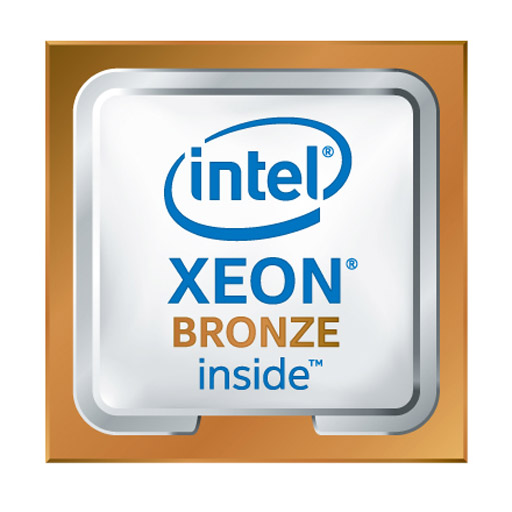 Intel Xeon Bronze 3104 6 Cores 6 Threads 8.25MB 1.70GHz