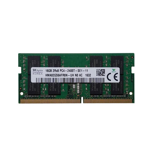 Hynix 16GB DDR4 2400MHz SODIMM Unbuffered 1.2 Volt