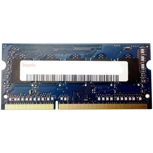 Hynix 8GB DDR3 1600MHz SODIMM Unbuffered ECC 1.35 Volt