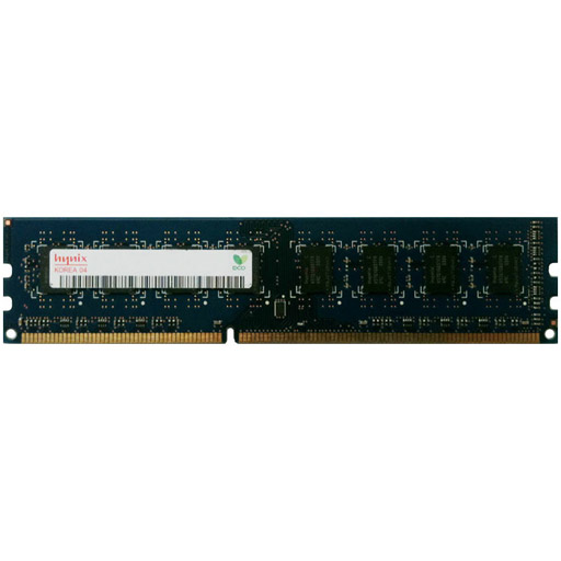 Hynix 4GB DDR3L 1600MHz DIMM Unbuffered 1.35 Volt