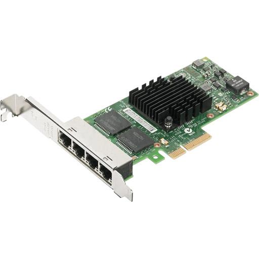 Intel Ethernet Server Adapter I350-T4V2 Quad Port GbE RJ45 Bulk