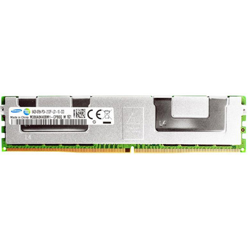 Samsung 64GB DDR4 LRDIMM 2133MHz Registered ECC 1.2 Volt