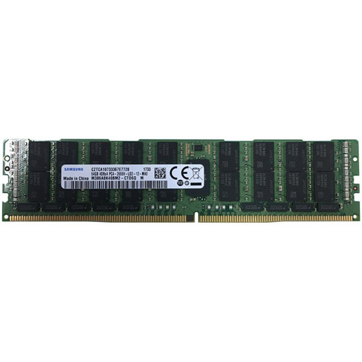 Samsung 64GB DDR4 LRDIMM 2666MHz Registered ECC 1.2 Volt
