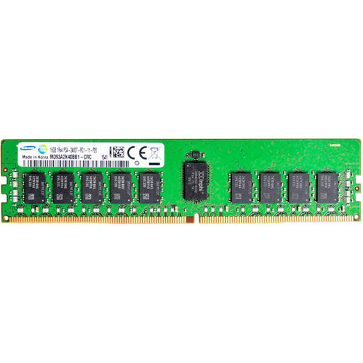 Samsung 16GB DDR4 DIMM 2400MHz Registered ECC 1.2 Volt