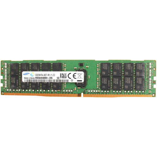 Samsung 32GB DDR4 DIMM 2400MHz Registered ECC 1.2 Volt