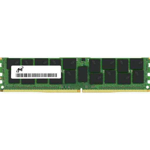 Crucial Micron - DDR4 - 16 GB - DIMM 288-PIN