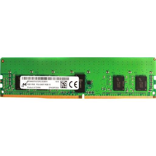 Micron 4GB DDR4-2400 1Rx8 ECC REG RoHS