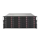 "Supermicro 4U 24x 3.5"" Bays Super Storage Bridge Bay JBOD 947R-E2CJB"