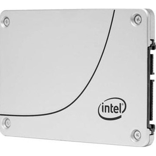"Intel DC S4500 960 GB 2.5"" Internal Solid State Drive - SATA - 500 MB/s Maximum Read Transfer Rate - 490 MB/s Maximum Write Transfer Rate - 1 Pack - 256-bit Encryption Standard"