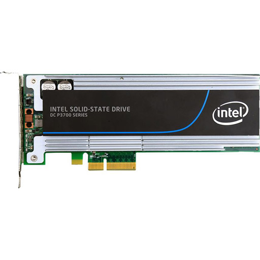 Intel 800 GB Internal Solid State Drive - PCI Express - 1 Pack