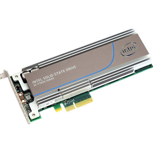 Intel Solid-State Drive DC P3600 Series - solid state drive - 800 GB - PCI Express 3.0 x4 (NVMe)