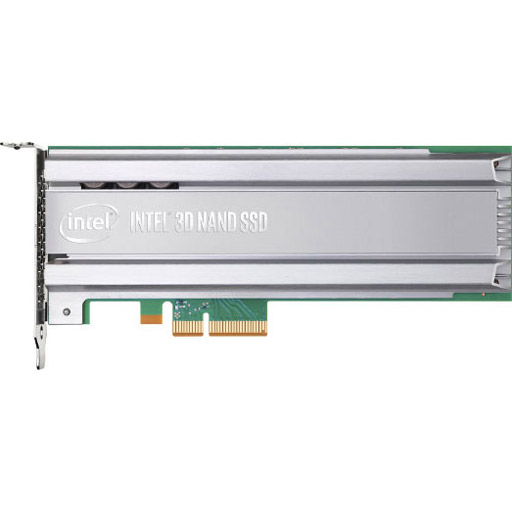 Intel DC P4500 4 TB Internal Solid State Drive - PCI Express - Plug-in Card - 3.19 GB/s Maximum Read Transfer Rate - 1.82 GB/s Maximum Write Transfer Rate - 256-bit Encryption Standard
