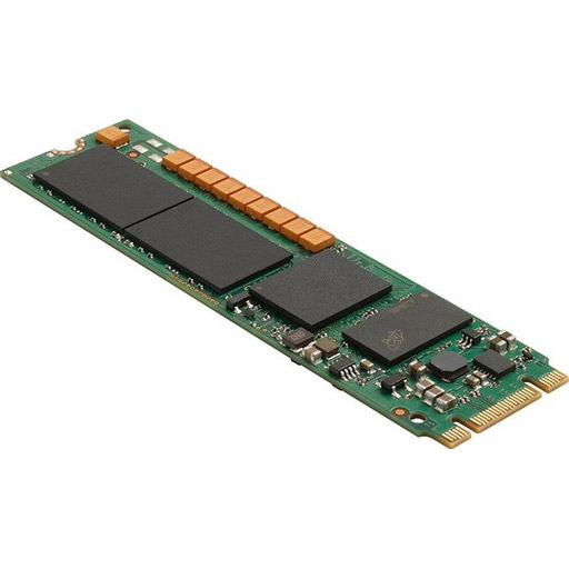 Crucial Micron 5100 ECO - solid state drive - 480 GB - SATA 6Gb/s