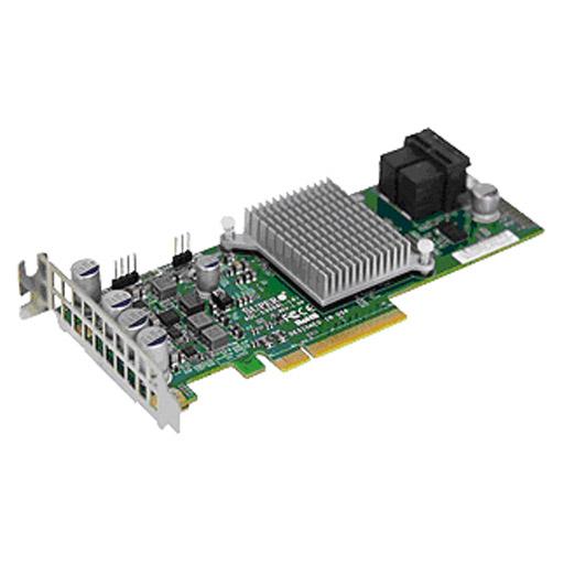 Supermicro LSI/Broadcom S3008L-L8I 8 port HBA SAS Controller PCIe x8 LP