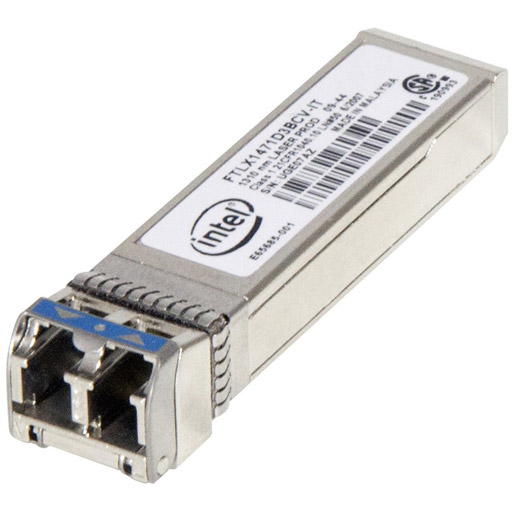 SFP+ to SR Optics Adapter