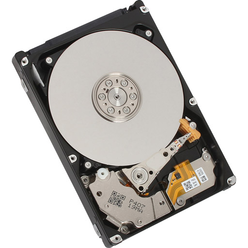 Toshiba Enterprise HDD 1.2TB 512n 10500RPM 128MB 2.5inch SAS
